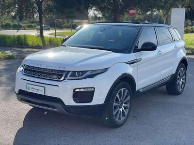 usata Land Rover Range Rover evoque 2.0 TD4 150 CV 5p. Pure Tech Autocarro