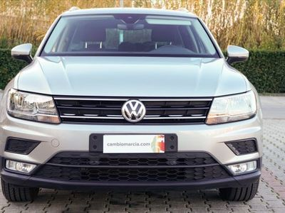 brugt VW Tiguan 2.0 TDI SCR Business BlueMotion T