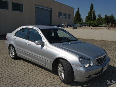 usata Mercedes C240 ClasseBenzina - 2003
