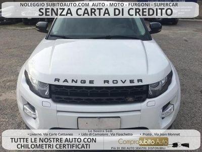 usado Land Rover Range Rover evoque 2.2 TD4 5p. Presti