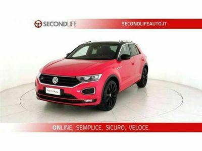usata VW T-Roc 1.5 tsi act Advanced dsg