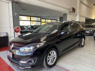usata Renault Mégane Mgane Dci 110cv Edc Sportour Limited