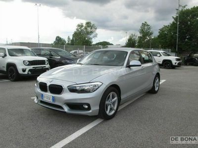 usata BMW 118 d Advantage 5p auto