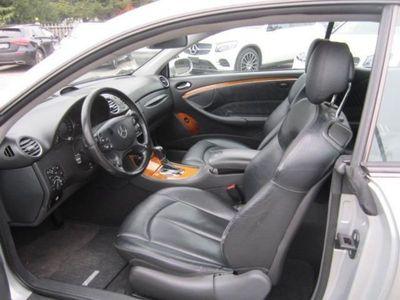 usado Mercedes CLK240 cat Cabrio Elegance del 2002 usata a Cesena