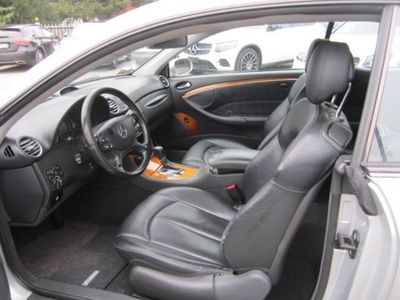 used Mercedes CLK240 cat Cabrio Elegance del 2002 usata a Cesena