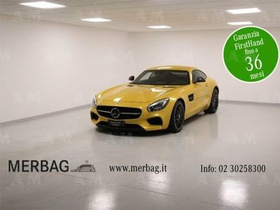 used Mercedes AMG GT GT S del 2016 usata a Milano