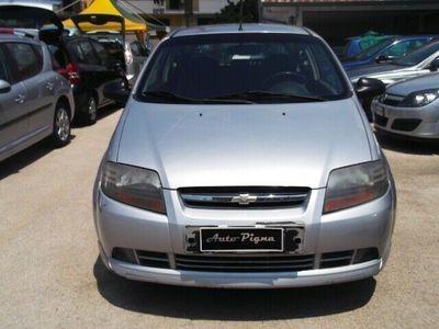 usata Chevrolet Kalos 1.2 3 porte SE GPL Eco Logic