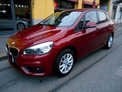 usata BMW 218 Xdrive 4x4+AUTOMATICA+NAVI+TELECAM+KM.26489!!IVA E