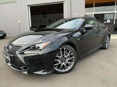 usata Lexus RC300h Hybrid Luxury