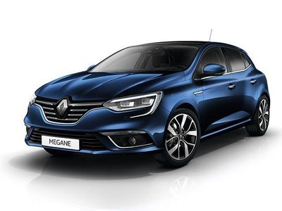used Renault Mégane Grand Coupé Blue dCi 115 Business