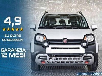 usata Fiat Panda Cross 0.9 TwinAir Turbo S&S 4x4