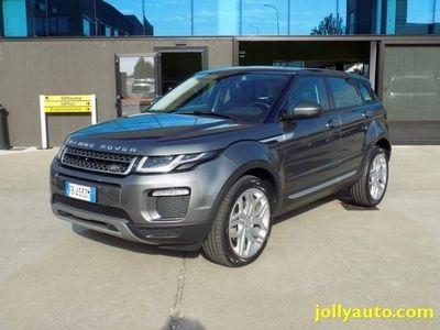 """usata Land Rover Range Rover evoque 2.0 TD4 180 CV 5p HSE TETTO PANORAMICO CERCHI 20"""""""