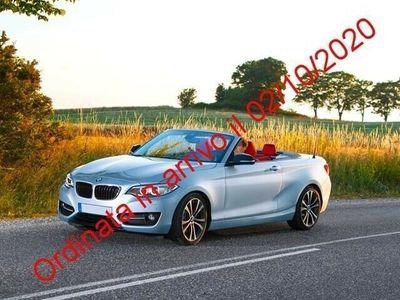 usata BMW 230 i Cabrio Msport