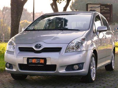 usata Toyota Corolla Verso 2.2D 136CV *7POSTI*UNIPRO* - 2009 - GARANZIA