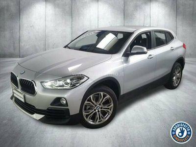 usata BMW X2 sdrive18d advantage