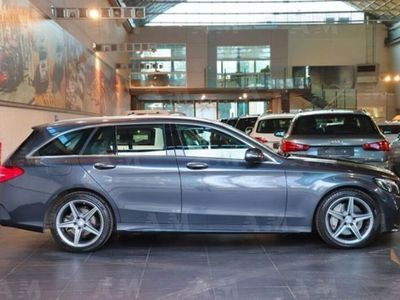 second-hand Mercedes 250 Classe C Station WagonBlueTEC 4Matic Automatic Premium usato