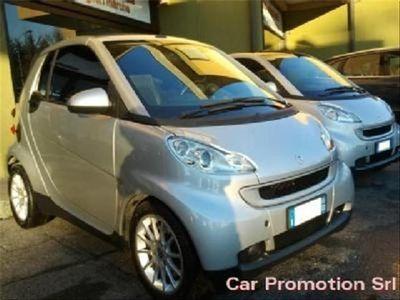 usata Smart ForTwo Cabrio 1000 62 kW passion
