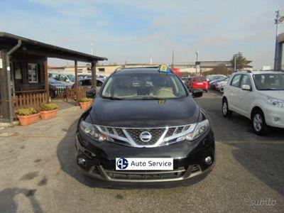 usata Nissan Murano 2.5 dCi Tekna AUTOMASTICO