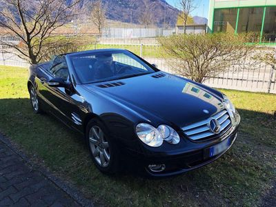 usado Mercedes SL500 cat