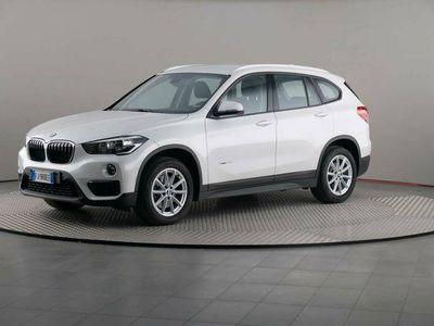 usata BMW X1 Xdrive 20d Business