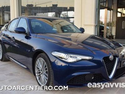 used Alfa Romeo Giulia 2.2 turbodiesel 150 cv at8super navi led 6.232 km diesel