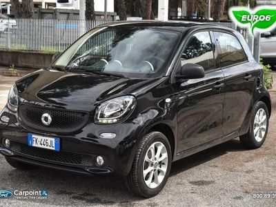 używany Smart ForFour 1.0 Youngster 71cv twinamic