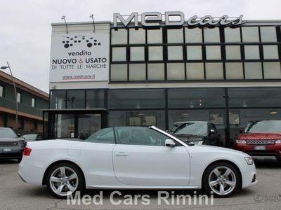usata Audi A5 Cabriolet 2.0 TDI cl.d. mult. Advanced