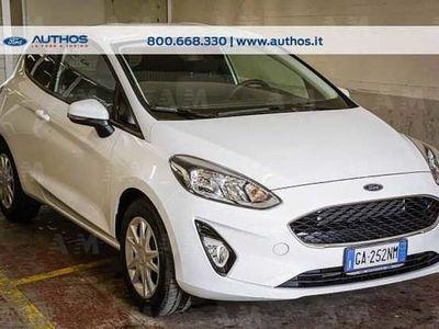 usata Ford Fiesta 1.5 TDCi 85 CV 3 porte Van Trend nuova a Torino