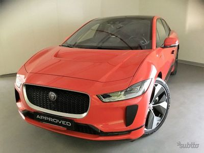 usata Jaguar I-Pace EV kWh 400 CV Auto AWD First Editi