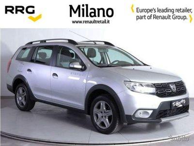 brugt Dacia Logan MCV Stepway 1.5 dCi 8V 90CV Start...