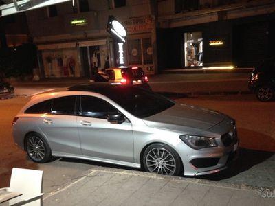 begagnad Mercedes CLA220 CLA 220 CDI Automatic Premium