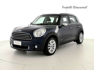 usata Mini Cooper D Countryman 2.0 all4 auto