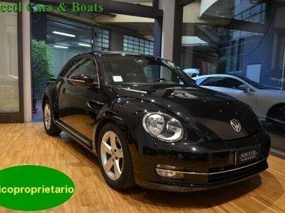 usata VW Maggiolino 1.4 TSI Sport *UNICOPROPRIETARIO*CERCHILEGA*KMCERT