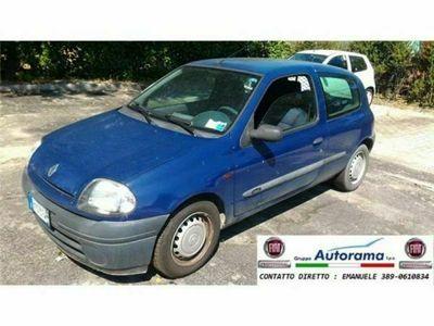 usata Renault Clio 2ª serie Autocarro 2 posti 1.9 diesel 3porte. Van - OTTIMA