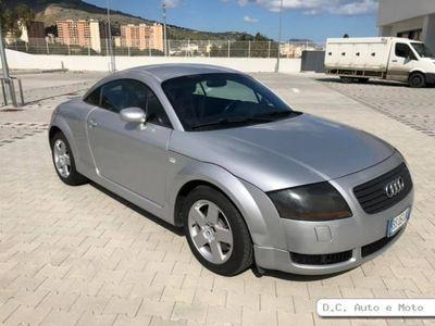 usata Audi TT 1.8 benzina/gpl
