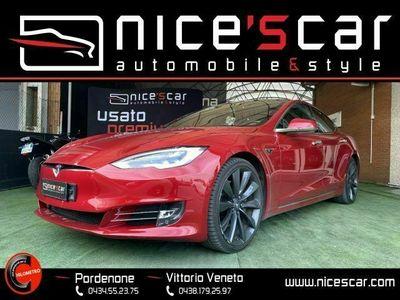 usata Tesla Model S 90kWh Integrale * ELETTRICA * HATCHBACK *