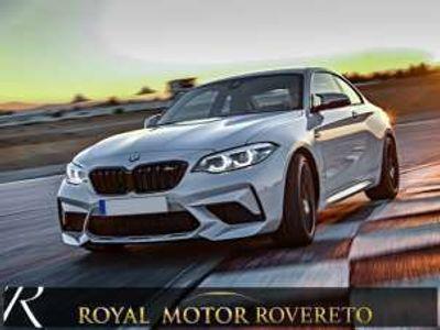 usata BMW M2 Coupé Competition! 3.900KM! IVA ESPOSTA!