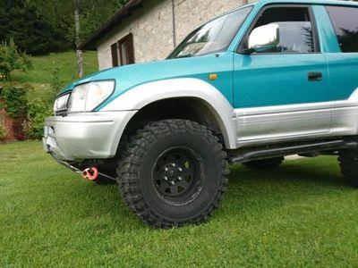 usata Toyota Land Cruiser 3.0 turbodiesel 3 porte KZJ90 GX