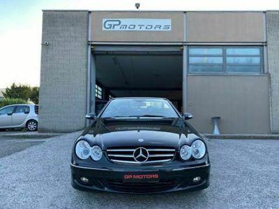 usata Mercedes CLK200 Kompr. TPS cat Cabrio Elegance usato