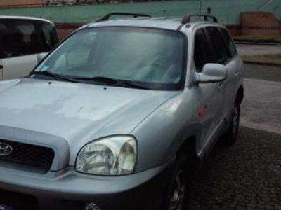 used Hyundai Santa Fe 1ª serie - 2004