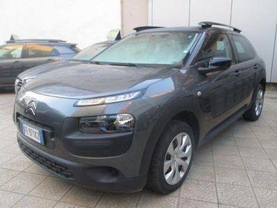brugt Citroën C4 Cactus BlueHDi 100 S&S FEEL