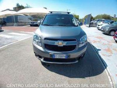 usata Chevrolet Orlando Orlando1.8 GPL LT Benzina/GPL