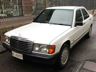 used Mercedes 190