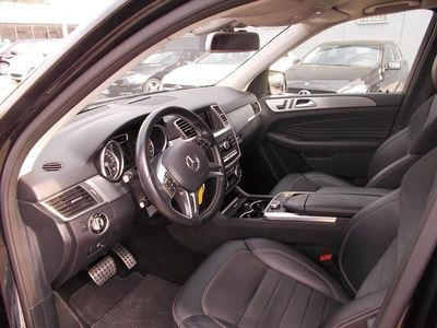 usata Mercedes ML250 Classe M Classe M-166 DieselBT Premium 4matic auto