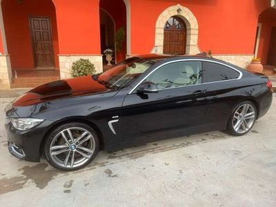usata BMW 420 d coupè
