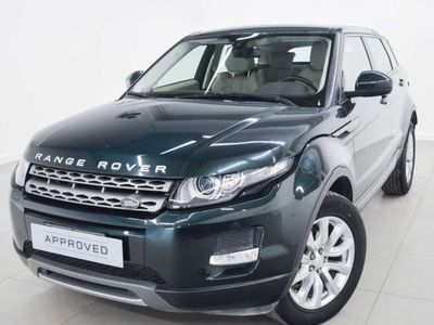 käytetty Land Rover Range Rover evoque 2.2 TD4 5p. Pure Tech Pack