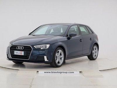usata Audi A3 SPB 1.6 TDI 116 CV Sport