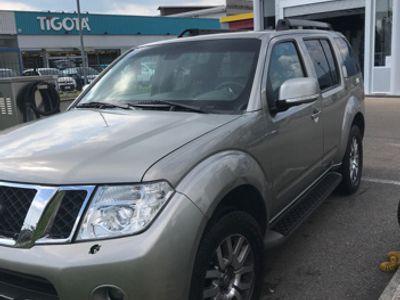 usata Nissan Pathfinder 2010 automatica