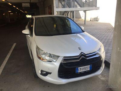brugt Citroën DS4 so chic 2.0 hdi-2012-