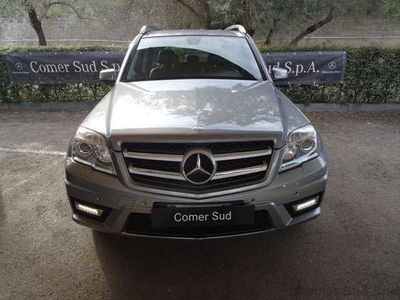 usata Mercedes GLK220 cdi BE Premium 4matic auto my11